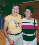 Judy Besel Trautwine (l) and Jerrie Belec Ericsson (r)