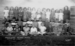 1951 - Wheat Ridge Primary School, Grade 2. Front row, left to right: Joe Neddo, Unknown, Unknown, Unknown, Linda Lamb,